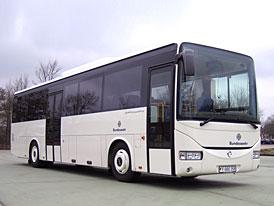 Irisbus Iveco dodává dalších 130 autobusů pro Bundeswehr