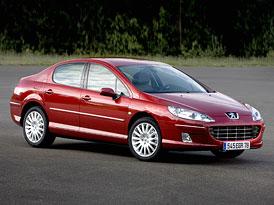Facelift pro Peugeot 407: Odpověď na Lagunu a C5?
