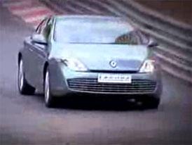 Video: Renault Laguna Coupé – projížďka po Monaku