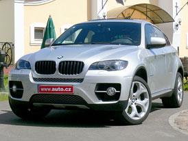 BMW X6: První jízdní dojmy