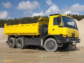Automobilka Tatra loni výrazně zvýšila zisk na 858 milionů Kč