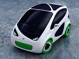 Phylla: italský koncept městského vozu