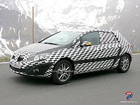 Spy Photos: Opel Astra - opět pouze následník Golfu?