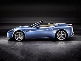 Ferrari California: první informace a navíc fotografie se střechou