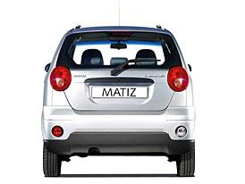 Český trh v dubnu 2008: Roli Škody má ve třídě mini Chevrolet Spark