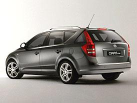 Český trh v dubnu 2008: Kia Cee´d ukrajuje z kolače Fordu, VW, Renaultu a Citroenu