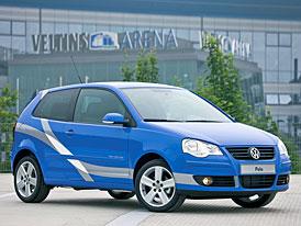 """Volkswagen Polo """"S04-Edition"""": speciální fotbalové vydání"""