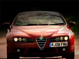 Video: Alfa Romeo Brera S – odlehčené kupé na okruhu