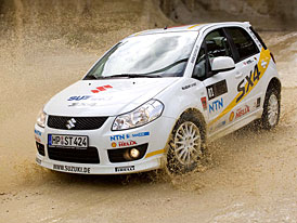 Suzuki SX4 WRC Edition: v barvách závodního speciálu