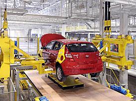 Hyundai testuje výrobu aut v Nošovicích, spustí ji v září