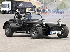 Caterham Seven Roadsport CDX: oslava v�ro��