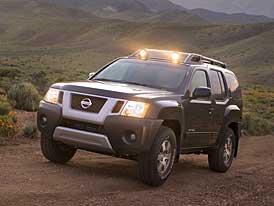 Nissan Xterra: modernizace pro následující rok