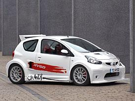 Toyota Aygo Crazy: zábava na prvním místě