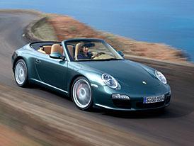 Porsche 911 – oficiální fotografie modernizované Carrery a Carrery S (nové foto)