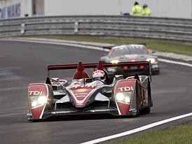 24 hodin Le Mans: První tři místa na startovním roštu pro Peugeot, Audi až ve druhé řadě