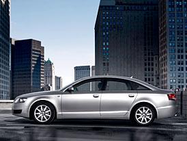 �esk� trh v kv�tnu 2008: Ve vy��� st�edn� t��d� vl�dne Audi A6
