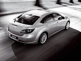 �esk� trh v kv�tnu 2008: Mazda 6 �plh� v� ve st�edn� t��d�