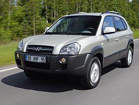 Nejžádanější korejský exportní model? Hyundai Tucson