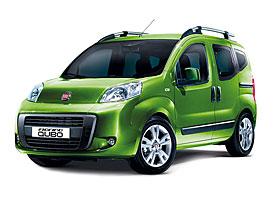 Fiat Fiorino Qubo: Fiorino jako praktický osobní vůz