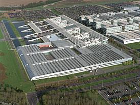 Vývojové centrum Renault Technocentre slaví 10 let