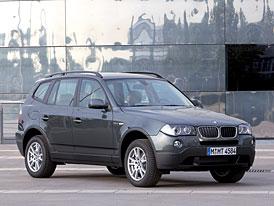BMW X3: Půlmilion kompaktních SAV