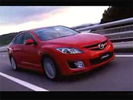 Video: Mazda 6 – elegantní i sportovní zároveň