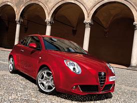 Alfa Romeo MiTo: Technická data a velká fotogalerie