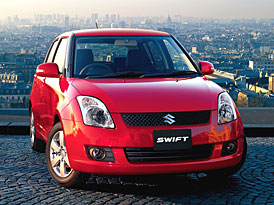 Suzuki Swift: 1.000.000 vyroben�ch voz�