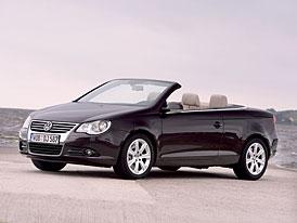 """Volkswagen Eos """"Edition 2009""""– akční vydání coupé-cabrioletu"""