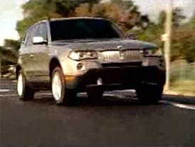 Video: BMW X3 – zapomeňte na převlečené náklaďáky