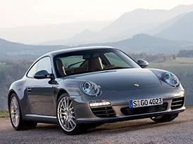 Porsche 911 Carrera 4: Nyní s elektronicky řízeným pohonem všech kol