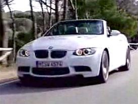 Video: BMW M3 Cabrio – síla osmiválce s otevřenou karoserií