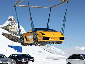 Zimní výbava: Polovina řidičů zatím nepřezula