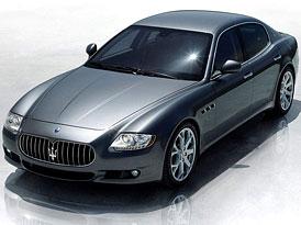 Maserati Quattroporte: decentní facelift a silnější motor