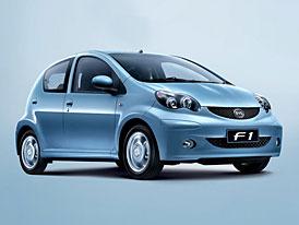 Auto Palace Group bude prodávat čínské automobily značky BYD