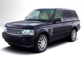 Range Rover Autobiography: nastupuje nejluxusnější verze