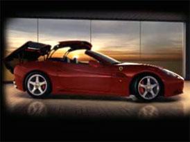 Video: Ferrari California – střecha v pohybu