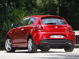 Alfa Romeo MiTo: První jízdní dojmy