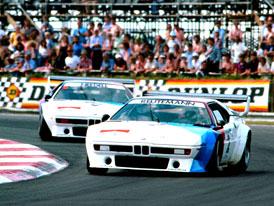 BMW M1 Procar: vzpomínkový závod na Hockenheimringu