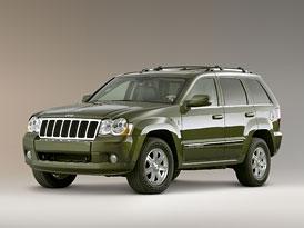 Jeep Grand Cherokee: velký Jeep od 1.122.250,- Kč