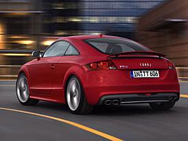 Audi TTS na českém trhu: Coupé za 1.273.300,- Kč, Roadster je o 100,-Kč dražší