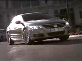 Video: Volkswagen Passat CC – dávejte pozor na kočky
