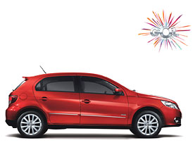 Volkswagen Gol: Premiéra novodobého Brouka v Sao Paulu