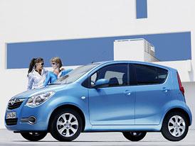 Opel Agila na českém trhu: Ceny od 239.900,- Kč, první vozy budou v září