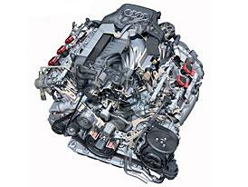 Audi má nový motor 3.0 TFSI: T jako kompresor