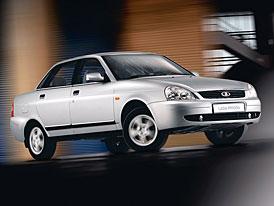 Prodej vozů Lada v roce 2010 vzrostl na 517.147 kusů (+ 48 %)