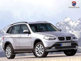 Spy Photos: Nové BMW X3 se přestěhuje z Rakouska do Spojených států