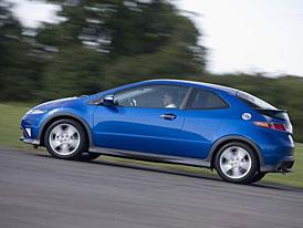 Honda kvůli silné koruně zlevňuje o desetitisíce