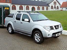 Nissan Navara Aventura X-Back: nová nástavba pro pick-up