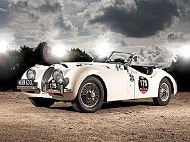 Jaguar oslaví 60 let řady XK na Festivalu rychlosti v Goodwoodu